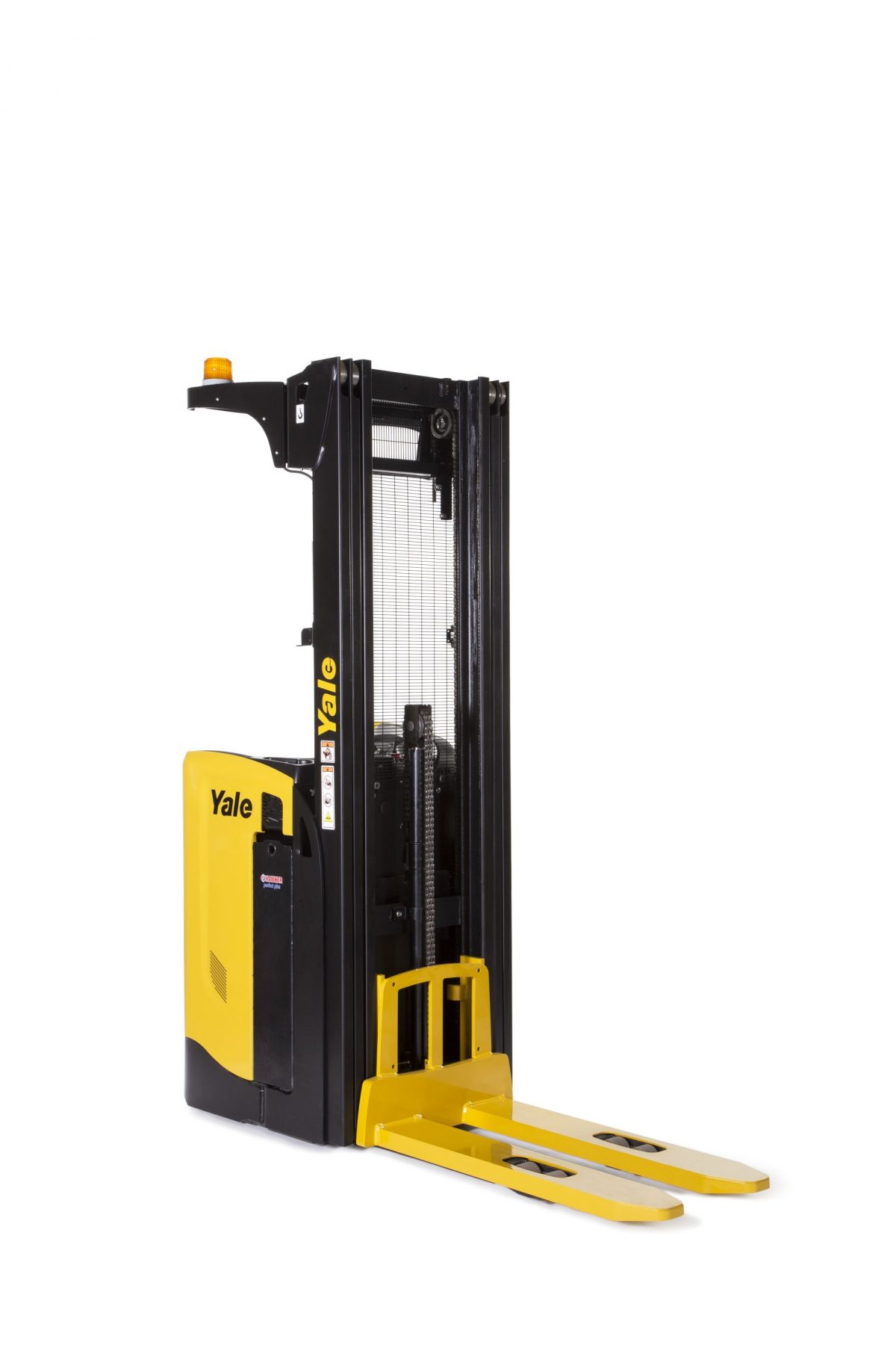 Transpaleta electrica Rider Stacker